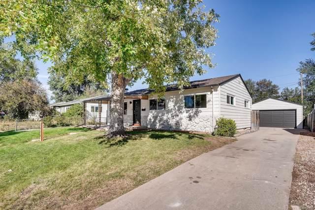 1626 S King Street, Denver, CO 80219 (MLS #1679816) :: 8z Real Estate
