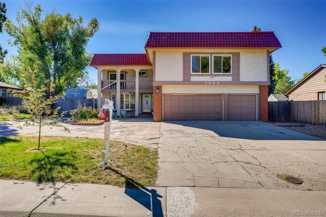 1644 E Dry Creek Place, Centennial, CO 80122 (#1679991) :: Own-Sweethome Team
