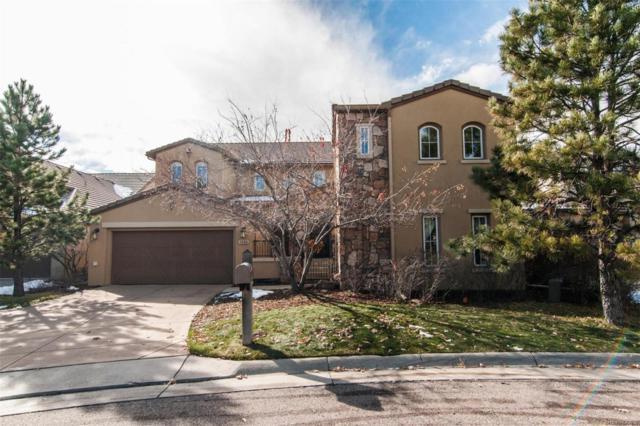 5006 Esmond Lane, Castle Rock, CO 80108 (#1680125) :: RE/MAX Professionals