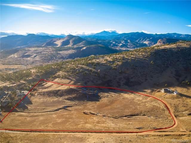 0 Nolan Road, Lyons, CO 80540 (#1680417) :: iHomes Colorado
