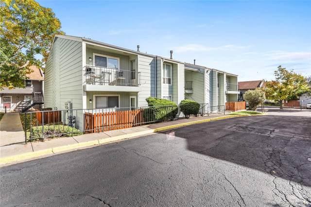 7175 S Gaylord Street G, Centennial, CO 80122 (#1680551) :: Compass Colorado Realty