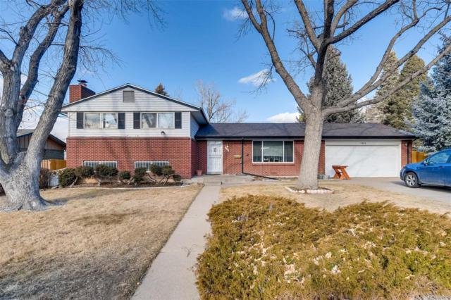7092 S Trenton Drive, Centennial, CO 80112 (MLS #1681098) :: Bliss Realty Group