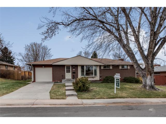 3122 E Weaver Avenue, Centennial, CO 80121 (#1681188) :: The Umphress Group