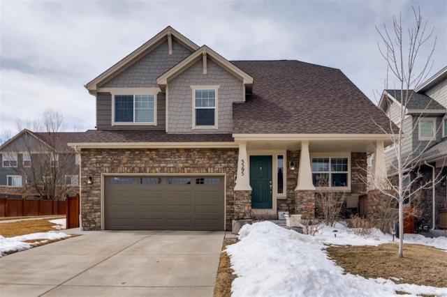 5595 S Buchanan Street, Aurora, CO 80016 (#1681598) :: The Peak Properties Group