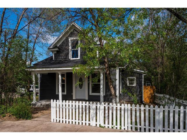 311 N Walnut Street, Colorado Springs, CO 80905 (MLS #1681617) :: 8z Real Estate