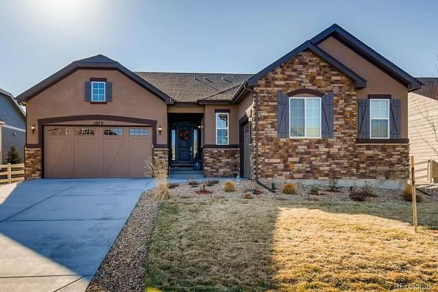 5879 Clover Ridge Circle, Castle Rock, CO 80104 (MLS #1682741) :: 8z Real Estate