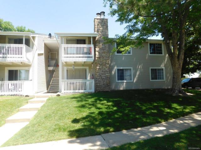 14111 E Jewell Avenue #104, Aurora, CO 80012 (#1682855) :: My Home Team