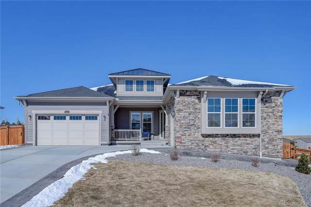6903 Murphy Creek Lane, Castle Pines, CO 80108 (#1682940) :: iHomes Colorado