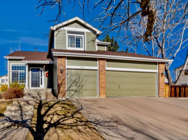 5925 W Long Drive, Littleton, CO 80123 (#1683175) :: Sellstate Realty Pros