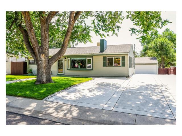 860 Lee Street, Lakewood, CO 80215 (MLS #1683226) :: 8z Real Estate