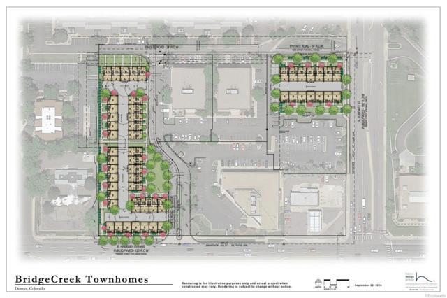 8777 E Hampden Avenue A, Denver, CO 80237 (#1683329) :: The Griffith Home Team