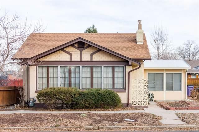 4512 Grove Street, Denver, CO 80211 (#1683499) :: The HomeSmiths Team - Keller Williams