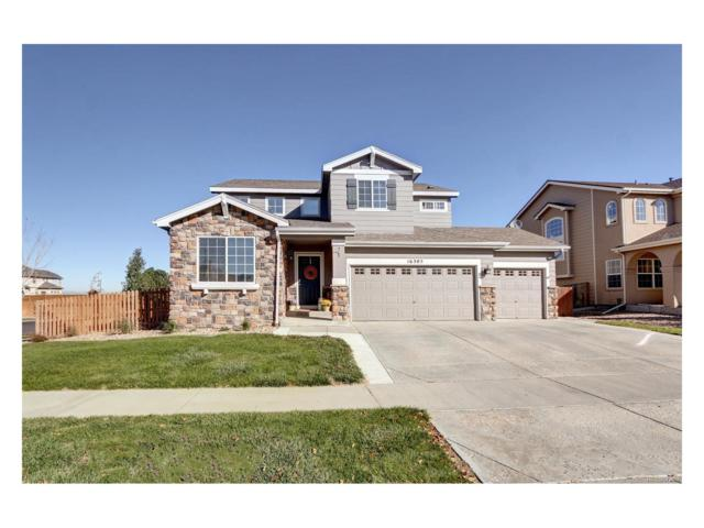 16305 E 107th Place, Commerce City, CO 80022 (MLS #1683517) :: 8z Real Estate