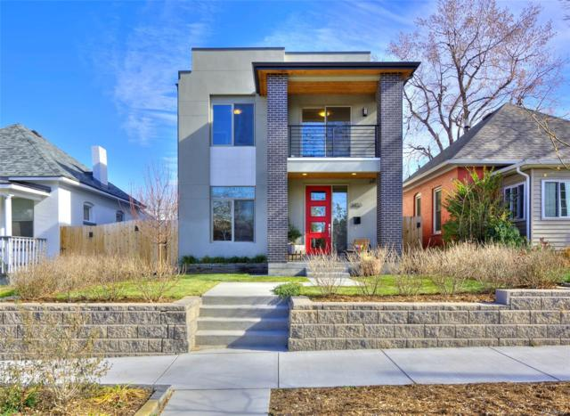 3856 Xavier Street, Denver, CO 80212 (#1683872) :: The Heyl Group at Keller Williams