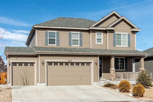 7835 Blue Water Lane, Castle Rock, CO 80108 (#1684073) :: Compass Colorado Realty