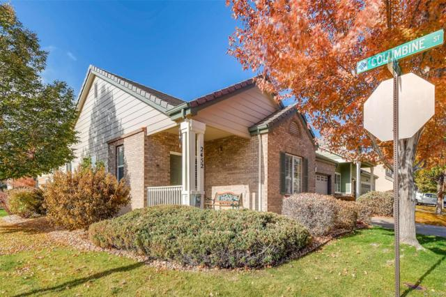 2452 E 127th Drive, Thornton, CO 80241 (MLS #1684420) :: 8z Real Estate