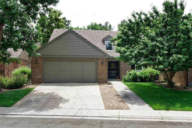 6742 S Kearney Court, Centennial, CO 80112 (#1684595) :: The Griffith Home Team