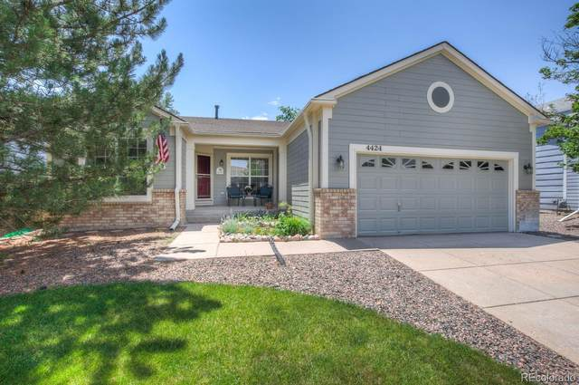 4424 S Kalispell Circle, Aurora, CO 80015 (#1684610) :: Re/Max Structure