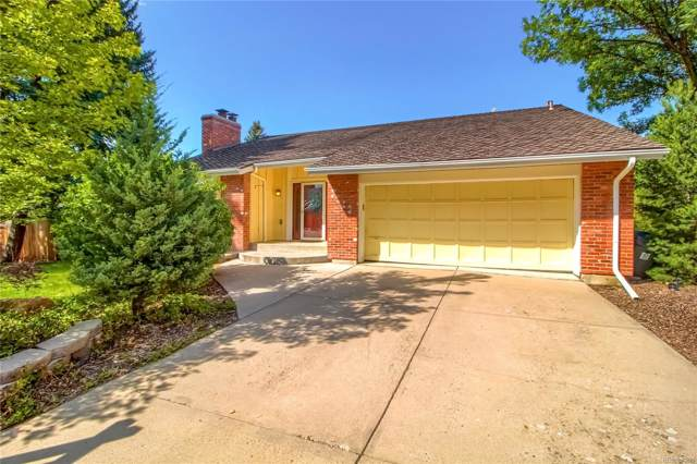 7812 S Valentia Way, Centennial, CO 80112 (MLS #1684617) :: Bliss Realty Group