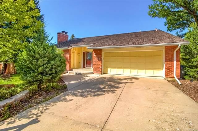7812 S Valentia Way, Centennial, CO 80112 (MLS #1684617) :: 8z Real Estate