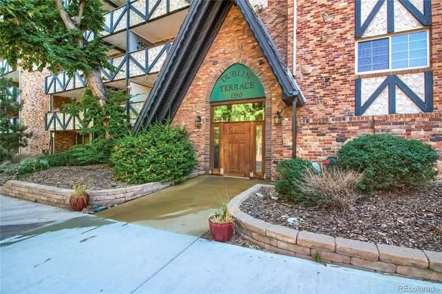 1350 Josephine Street #107, Denver, CO 80206 (#1684678) :: Relevate | Denver