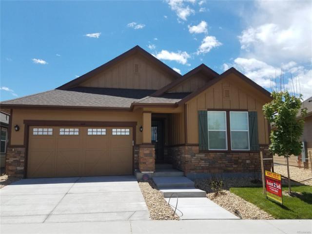 6664 Club Villa Road, Parker, CO 80134 (MLS #1684715) :: 8z Real Estate