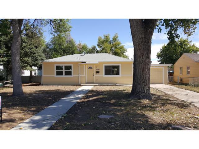 2540 10th Avenue, Greeley, CO 80631 (MLS #1684946) :: 8z Real Estate