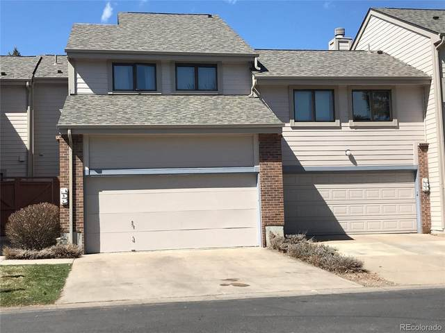 195 Xenon Street #25, Lakewood, CO 80228 (#1685023) :: The Harling Team @ Homesmart Realty Group