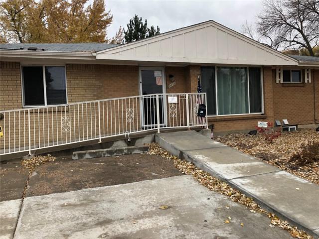 2602 E Weaver Avenue, Centennial, CO 80121 (#1685340) :: Bicker Realty