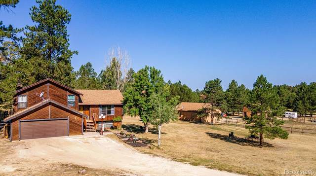 33591 Antelope Court, Elizabeth, CO 80107 (#1686461) :: The Colorado Foothills Team   Berkshire Hathaway Elevated Living Real Estate
