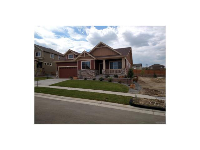 20748 Scenic Park Drive, Parker, CO 80138 (MLS #1686597) :: 8z Real Estate