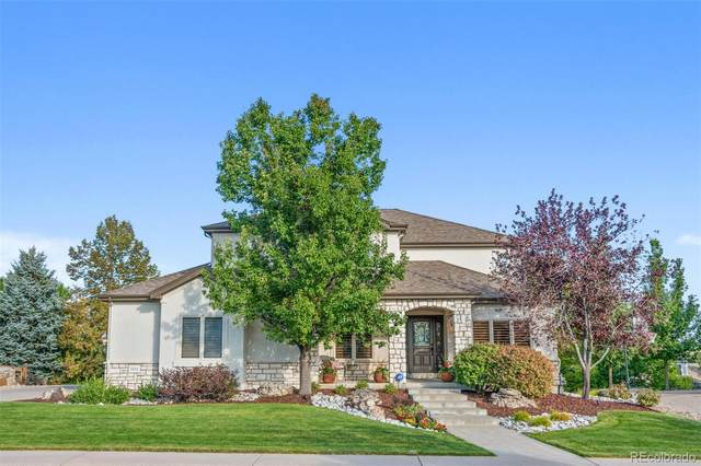 1624 Meyerwood Circle, Highlands Ranch, CO 80129 (MLS #1686617) :: 8z Real Estate