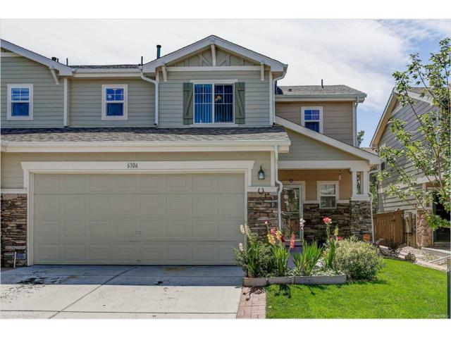 6106 Wescroft Avenue, Castle Rock, CO 80104 (#1686658) :: The Griffith Home Team