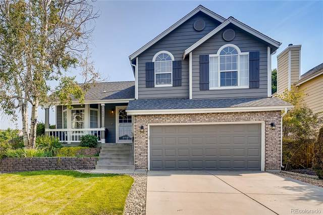 11602 W 84th Place, Arvada, CO 80005 (#1686993) :: Peak Properties Group