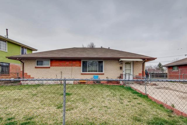6961 Weiman Court, Commerce City, CO 80022 (#1687148) :: Structure CO Group