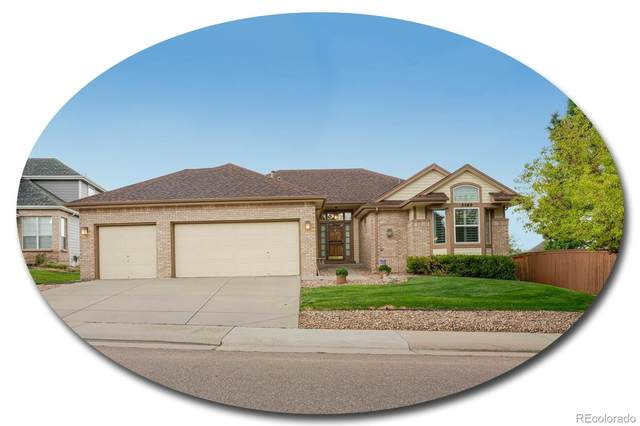 3589 Mallard Drive, Highlands Ranch, CO 80126 (#1687325) :: Relevate   Denver