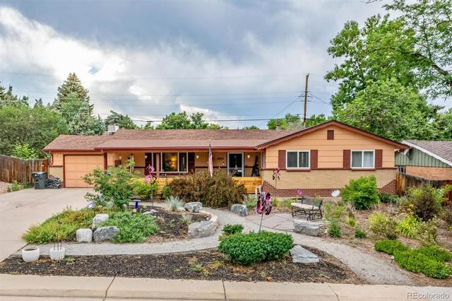 1655 S Balsam Street, Lakewood, CO 80232 (#1687442) :: The Colorado Foothills Team | Berkshire Hathaway Elevated Living Real Estate