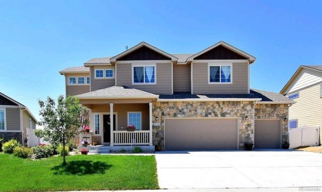 838 Park Edge Circle Circle, Windsor, CO 80550 (MLS #1687649) :: Kittle Real Estate