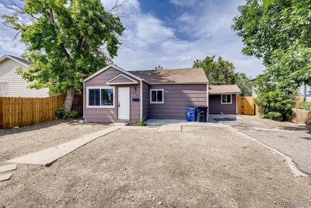3745 W Ohio Avenue, Denver, CO 80219 (MLS #1687801) :: 8z Real Estate