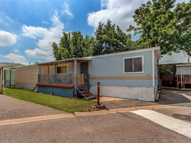 17190 Mount Vernon Road #176, Golden, CO 80403 (MLS #1688066) :: 8z Real Estate