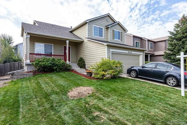 8420 Sweet Clover Way, Parker, CO 80134 (MLS #1688339) :: 8z Real Estate