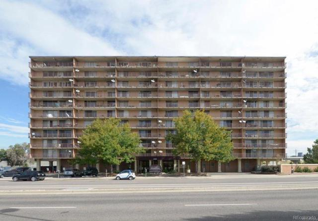2225 Buchtel Boulevard #901, Denver, CO 80210 (#1688507) :: Bring Home Denver