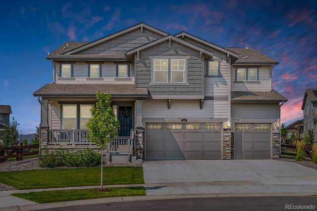 908 Gilpin Circle, Erie, CO 80516 (#1688917) :: The HomeSmiths Team - Keller Williams