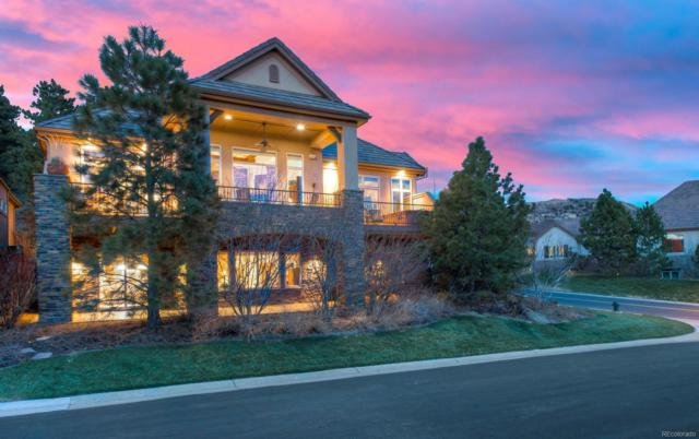 5093 Castle Pines South Drive, Castle Rock, CO 80108 (#1689041) :: HomeSmart Realty Group