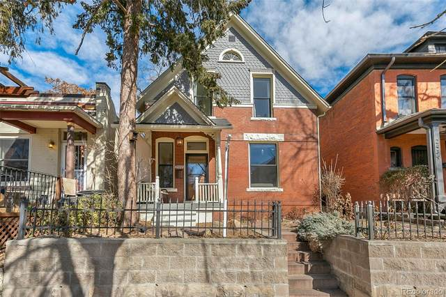 2441 W Caithness Place, Denver, CO 80211 (#1689165) :: Bring Home Denver with Keller Williams Downtown Realty LLC