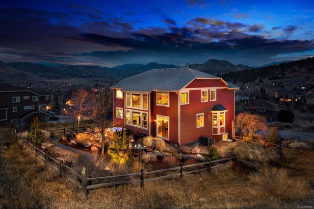 146 Stone Canyon Drive, Lyons, CO 80540 (#1689217) :: The Peak Properties Group