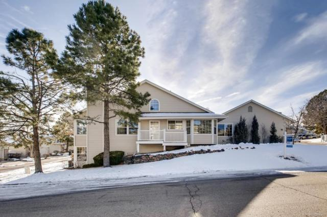 9310 Bauer Court, Lone Tree, CO 80124 (#1689308) :: James Crocker Team