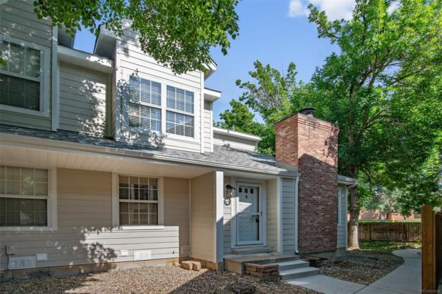 8356 W 87th Drive C, Arvada, CO 80005 (#1689332) :: My Home Team