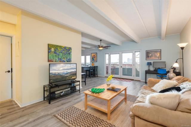 1441 N Humboldt Street #704, Denver, CO 80218 (#1689366) :: The Griffith Home Team