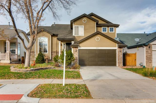 6031 W Progress Avenue, Denver, CO 80123 (#1689472) :: Bring Home Denver
